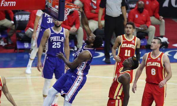 NBA: Ισοφάριση για Σίξερς (video+photos)
