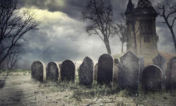 Από νεκροθάφτης... εκατομμυριούχος - Τι βρήκε αυτός ο άνθρωπος και άλλαξε η ζωή του (photos)