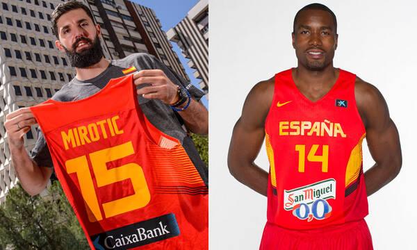Ισπανία: Η αποστολή για τους Ολυμπιακούς Αγώνες- Εκτός Μίροτιτς και Ιμπάκα