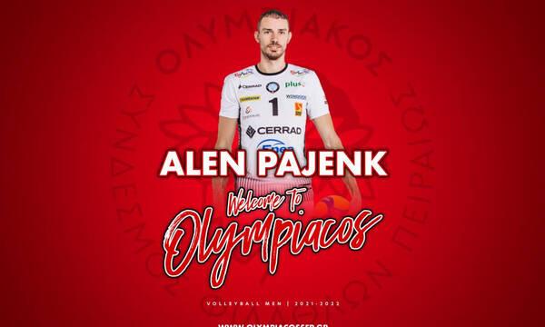 Ολυμπιακός: Ανακοίνωσε Παγένκ!