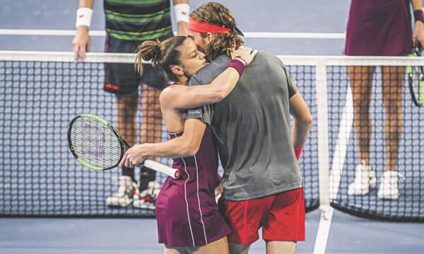Τσιτσιπάς - Σάκκαρη: Η μέρα και ώρα των... ελληνικών ημιτελικών του Roland Garros (photos)