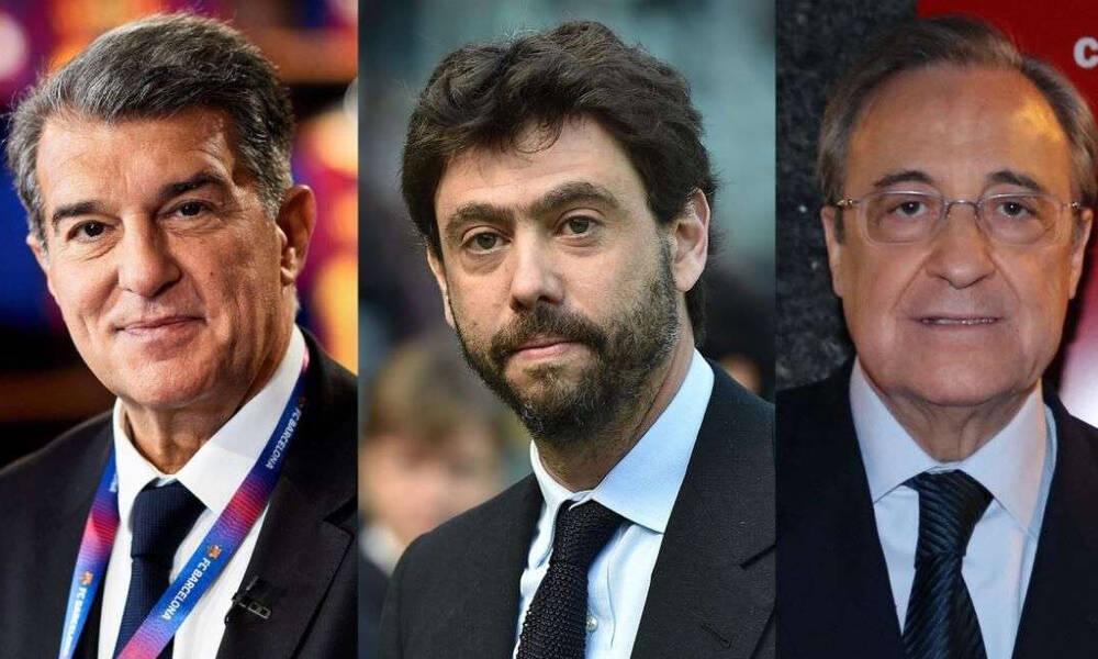Κάνει πίσω η UEFA, δεν τιμωρεί τους… αποστάτες! (Photos)