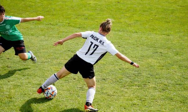 Έσπασε τα κοντέρ η γυναικεία ομάδα του ΠΑΟΚ: Νίκησε με 15-0!