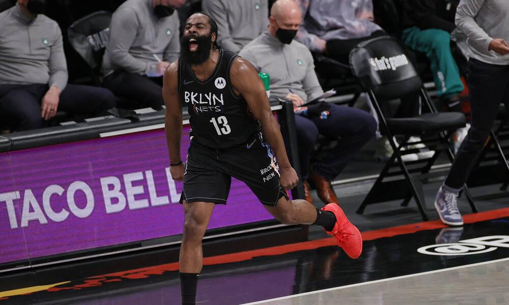NBA: Δεν παίζει ο Χάρντεν στο Game 3 με Μπακς