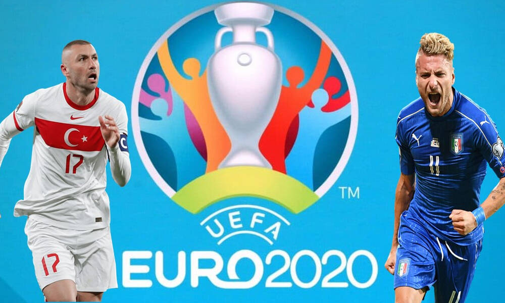 Euro 2020: Πρεμιέρα με...γκολ - Επιλογές για όλα τα γούστα!