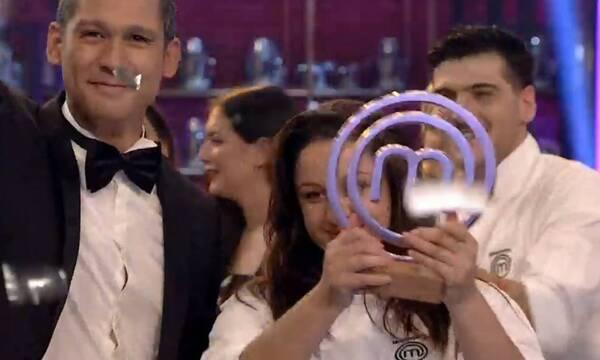 MasterChef 5 - Τελικός: Η Μαργαρίτα Νικολαΐδη είναι η μεγάλη νικήτρια του ριάλιτι μαγειρικής