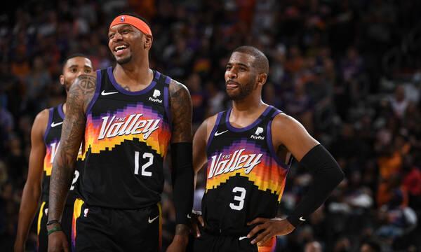 NBA: Συνεχίζουν να λάμπουν οι Σανς - Έκαναν το 2-0 με Νάγκετς (video)