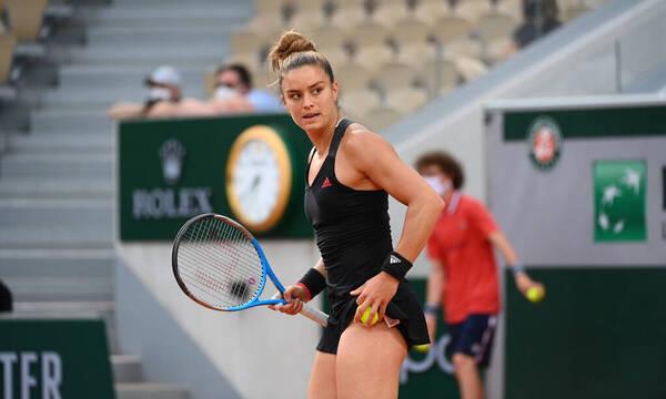 Σάκκαρη - Roland Garros: Έτοιμη να ξαναγράψει ιστορία! (photos+video)
