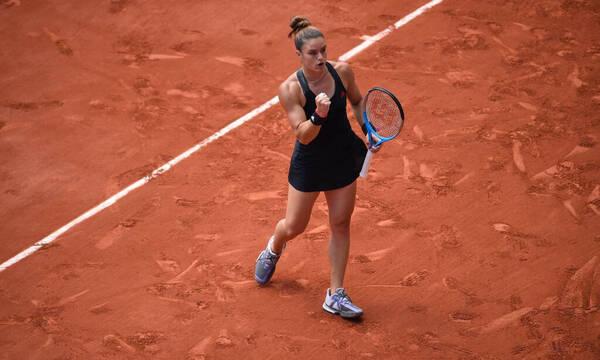 Σάκκαρη - Roland Garros: Η ώρα και το κανάλι του ημιτελικού με την Κρεϊτσίκοβα (photos+video)