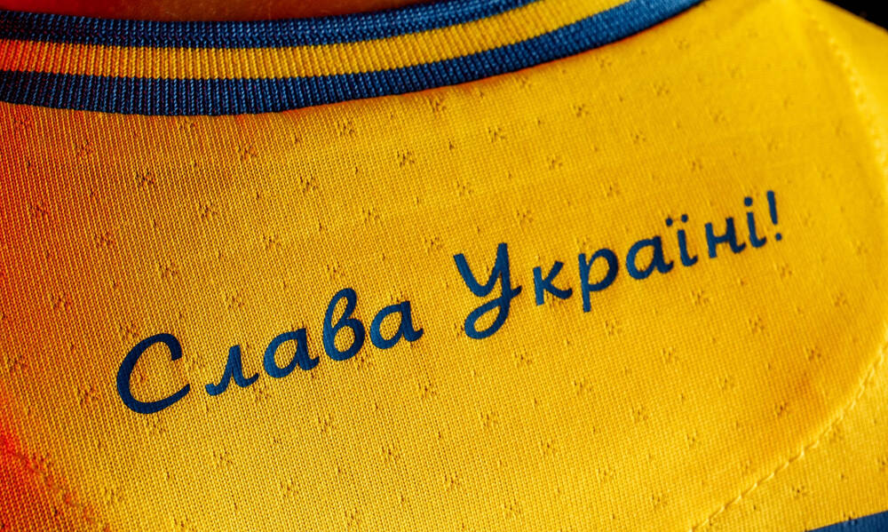 Euro 2020: Αλλάζει φανέλες η Ουκρανία μετά τη διαμαρτυρία της Ρωσίας (photos)