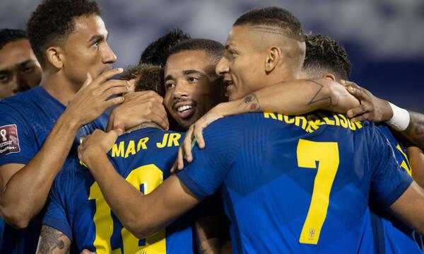 Copa America: Η αποστολή της Βραζιλίας (Photos)