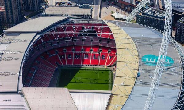 Euro 2020: Με 40.000 θεατές τα νοκ άουτ στο Γουέμπλεϊ! (Photos)