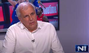 Ομπράντοβιτς: «Μέχρι τέλος του μήνα θα αποφασίσω...» (video)
