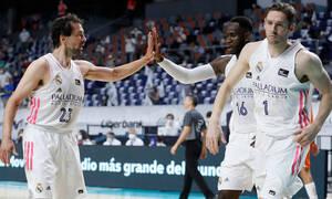 Ρεάλ Μαδρίτης - Βαλένθια 80-77: «Βασιλική» επιστροφή στους τελικούς