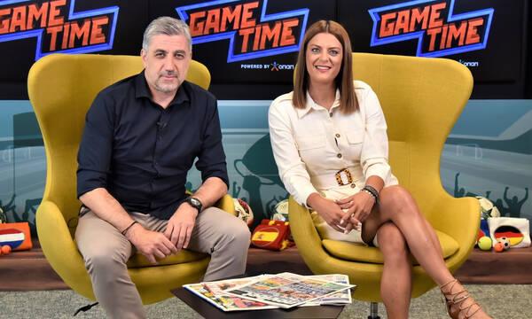 ΟΠΑΠ Game Time: Ξεκινά το Ευρωπαϊκό! Ο Κώστας Κωνσταντινίδης μιλά για την πρεμιέρα