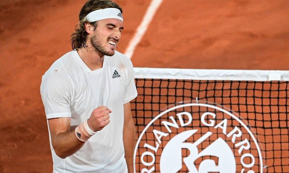 Live Chat - Roland Garros: Ζβέρεφ - Τσιτσιπάς 2-3 σετ (τελικό)