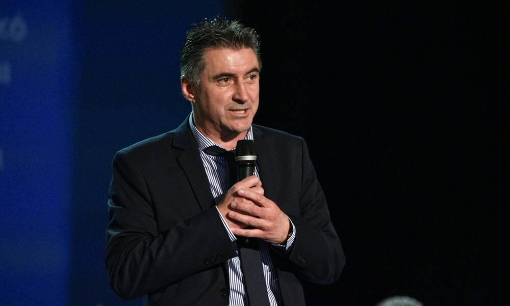 Euro 2020: Έξαλλος με Σκόπια ο Ζαγοράκης - «Πρόκειται για αδιανόητη πρόκληση» (photos)