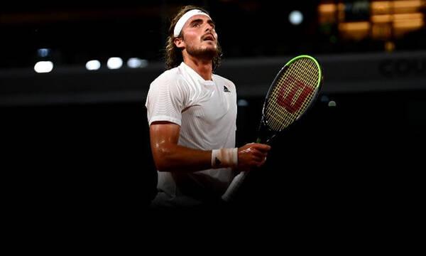 Roland Garros - Τσιτσιπάς: Το εξαιρετικό ξεκίνημα κόντρα στον Ζβέρεφ - Πήρε το πρώτο σετ