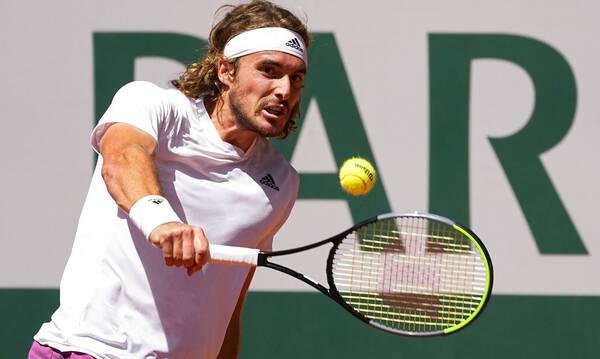 Roland Garros - Τσιτσιπάς: ΜΥΘΙΚΗ ανατροπή και 2-0 κόντρα στον Ζβέρεφ
