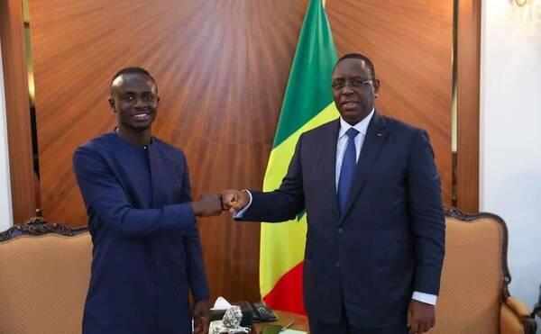 Συγκινεί ο Μανέ: Χτίζει νοσοκομείο στη Σενεγάλη! (Photos)