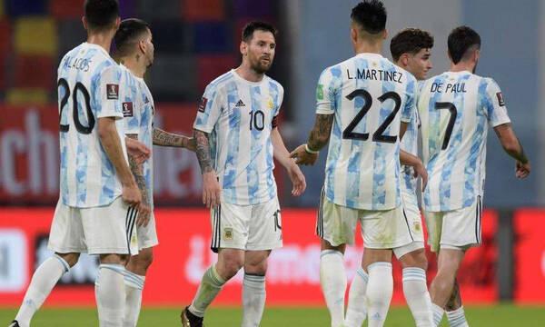 Copa America: Με μπροστάρη τον Μέσι η αποστολή της Αργεντινής! (Photos)
