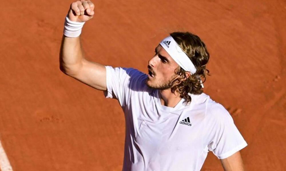 Στέφανος Τσιτσιπάς - Roland Garros: «Χρυσάφι» στα πόδια του μετά την πρόκριση στον τελικό