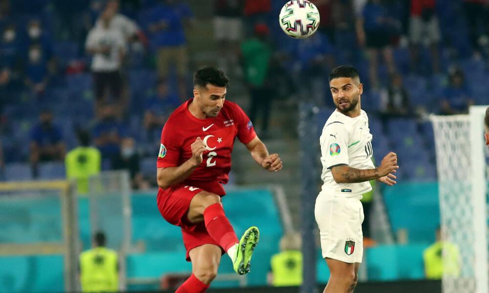 Euro 2020: Τουρκία - Ιταλία 0-3