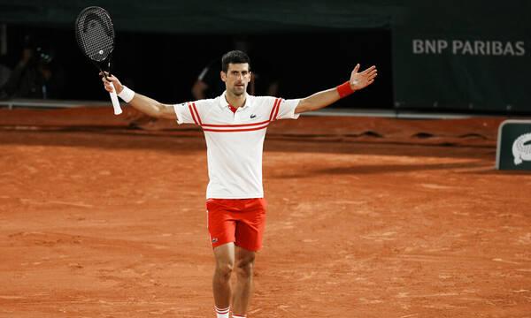 Τσιτσιπάς: Με Τζόκοβιτς στον τελικό του Roland Garros -  Εκθρόνισε τον Ναδάλ σε ματσάρα