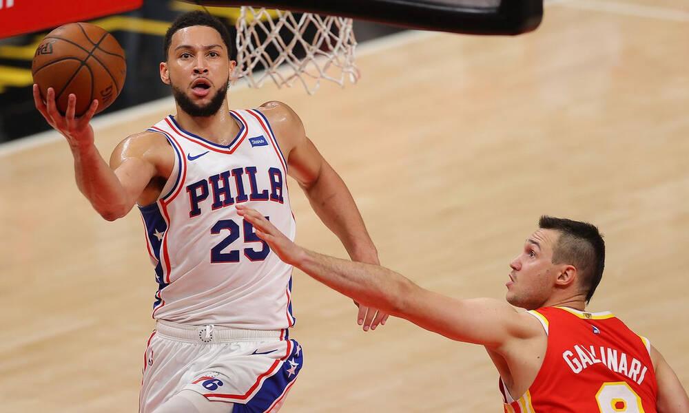 NBA: Προβάδισμα για Σίξερς - Μια ανάσα από τους τελικούς Δύσης οι Σανς (photos+videos)