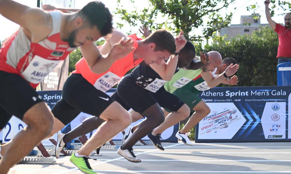 Επιτυχημένο το 1ο «Athens Sprint Men's Gala»