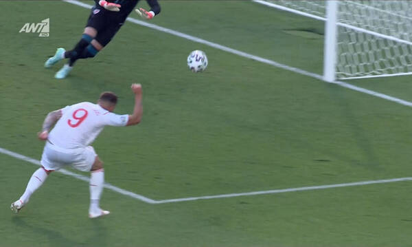 Euro 2020: Ουαλία-Ελβετία – Μεγάλη ευκαιρία ο Σεφέροβιτς για το 0-1 (video)