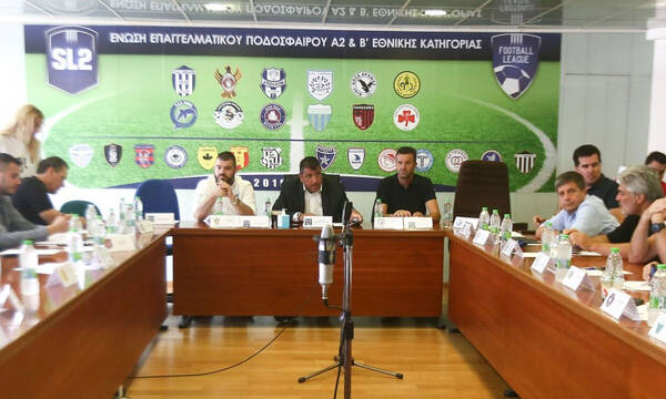 Super League 2: ΔΣ για νέο πρωτάθλημα και τηλεοπτικά