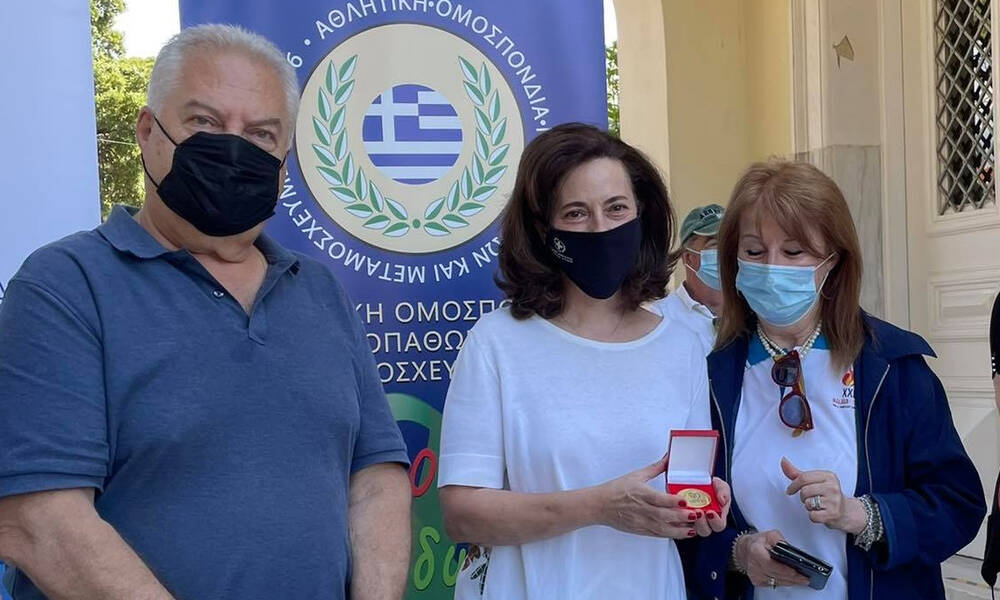 «Περίπατος Υγείας»: Η Π.Ε. Βορείου Τομέα Αθηνών ένωσε τις δυνάμεις της με την Α.Ο. Νεφροπαθών