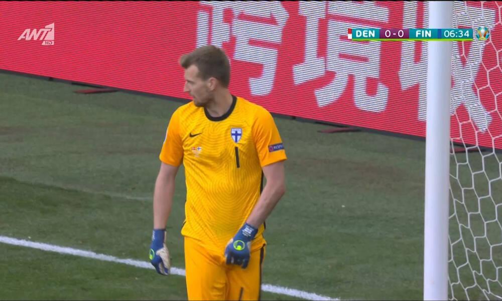Euro 2020: Δανία-Φινλανδία – Κέρβερος ο Χραντέτσκι (videos)