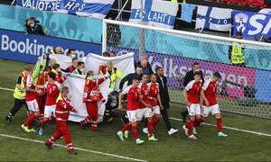 Κρίστιαν Έρικσεν: Σταθερή η κατάσταση του - Η ενημέρωση της UEFA και της Ομοσπονδίας της Δανίας
