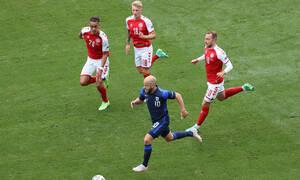 Euro 2020: Θα συνεχιστεί το Δανία-Φινλανδία στις 21:30