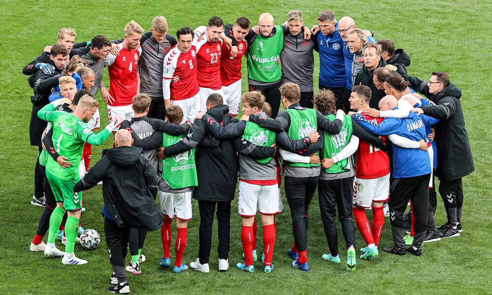 Euro 2020: Έρικσεν στους συμπαίκτες του: «Είμαι καλά»!