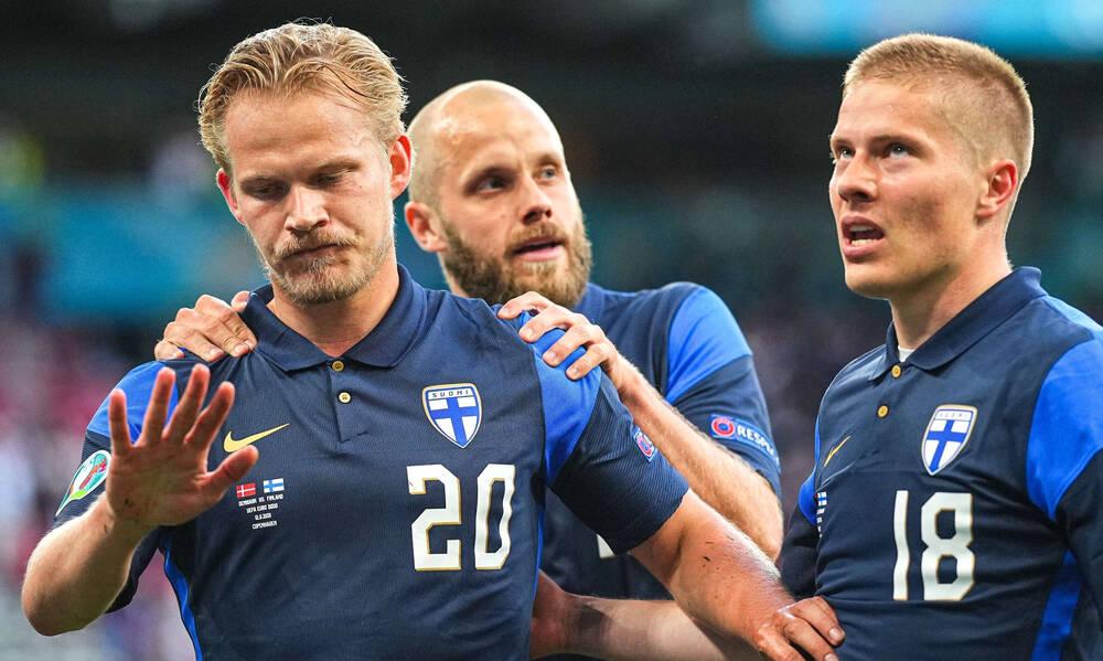 Euro 2020: Δεν πανηγύρισαν το ιστορικό γκολ!