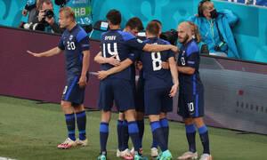 Euro 2020: Δανία-Φινλανδία 0-1