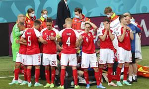Euro 2020: Το ξέσπασμα του Ρόμπερτσον-«Αυτή τη φωτογραφία να μοιράζεστε»!