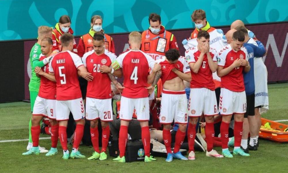 Euro 2020: Δανία-Φινλανδία – Man of the match ο Έρικσεν!