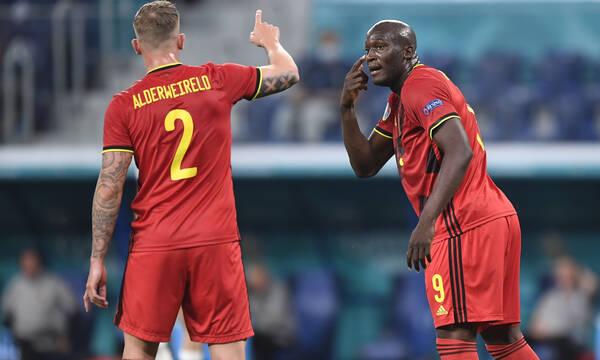 Euro 2020: Βέλγιο - Ρωσία 3-0