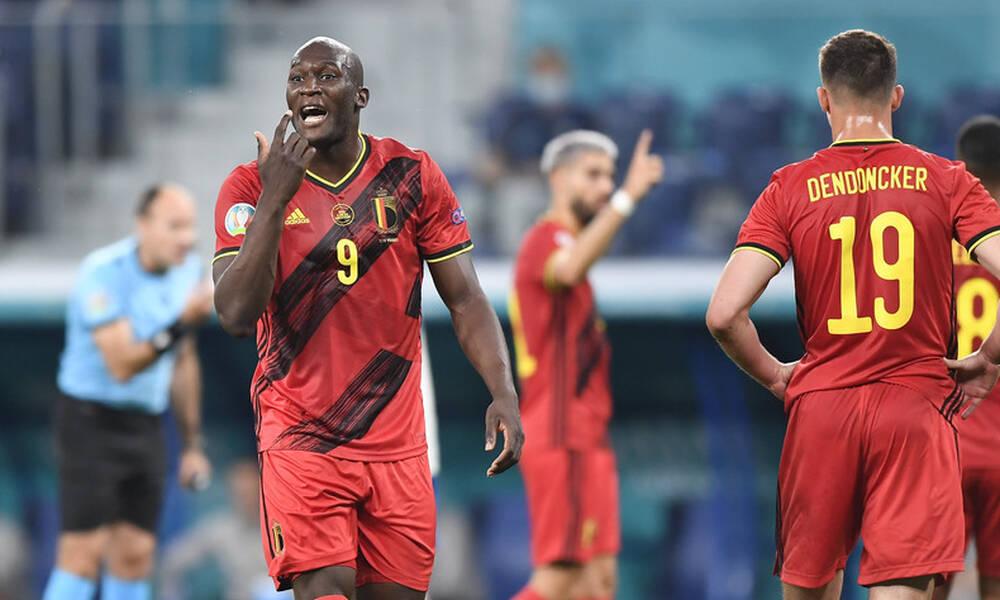 Euro 2020: Βέλγιο-Ρωσία – Ο φόβος του Λουκάκου για τον Έρικσεν (video+photos)