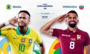 Copa America: Βράζει ο κορονοϊός στην ομάδα του Πεσέιρο – Στον αέρα το Βραζιλία-Βενεζουέλα! (photos)
