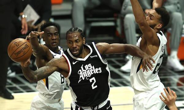 NBA: «Ζωντανοί» οι Κλίπερς (photos+video)
