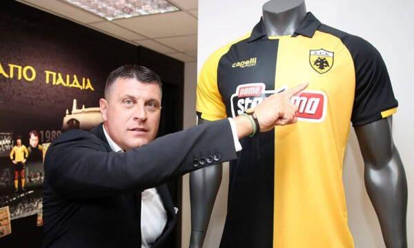 ΑΕΚ: Πιάνει δουλειά ο Μιλόγεβιτς - «Τρέχουν» τα μεταγραφικά (photos)