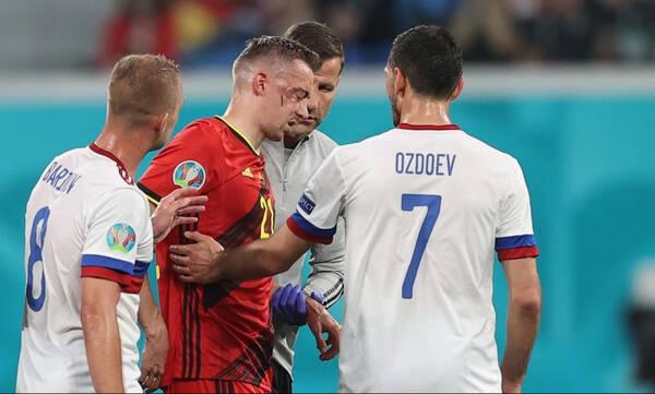 Euro 2020: Εκτός συνέχειας ο Καστάνιε - Πλήγμα στο Βέλγιο (photos+video)