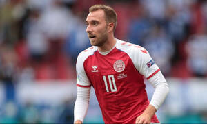 Euro 2020: Δήλωση που... παγώνει το αίμα - «Ο Έρικσεν πέθανε και επέστρεψε» (photos)