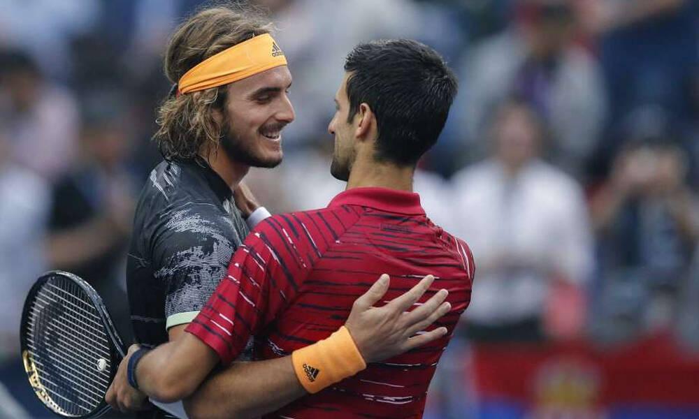 Live Chat Τελικός Roland Garros: Τζόκοβιτς - Τσιτσιπάς 3-2 (τελικό)