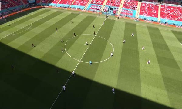 Euro 2020: Δεν γονάτισαν οι Κροάτες - Αποδοκιμασίες στο Γουέμπλεϊ